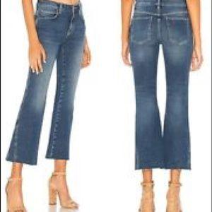 Free People Rita Crop Flare Jeans Women's Size 29R